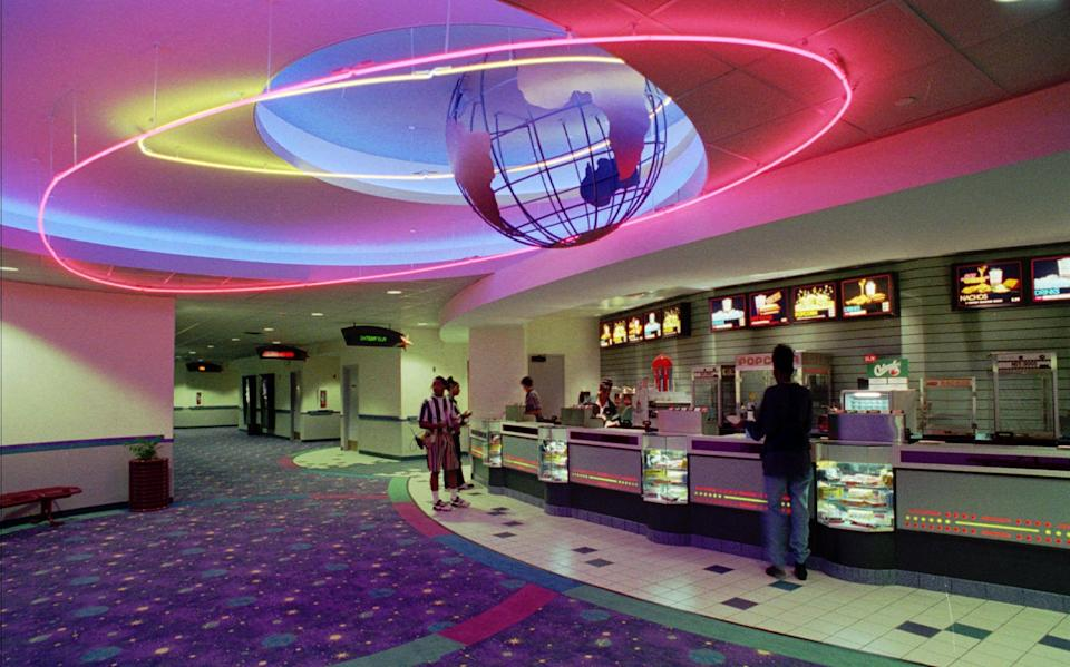 Remember concessions? Remember those theaters that offered alcoholic beverages? Good times.