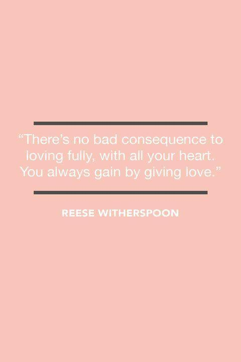 <p>Maybe Reese can inspire you with this wisdom. </p>
