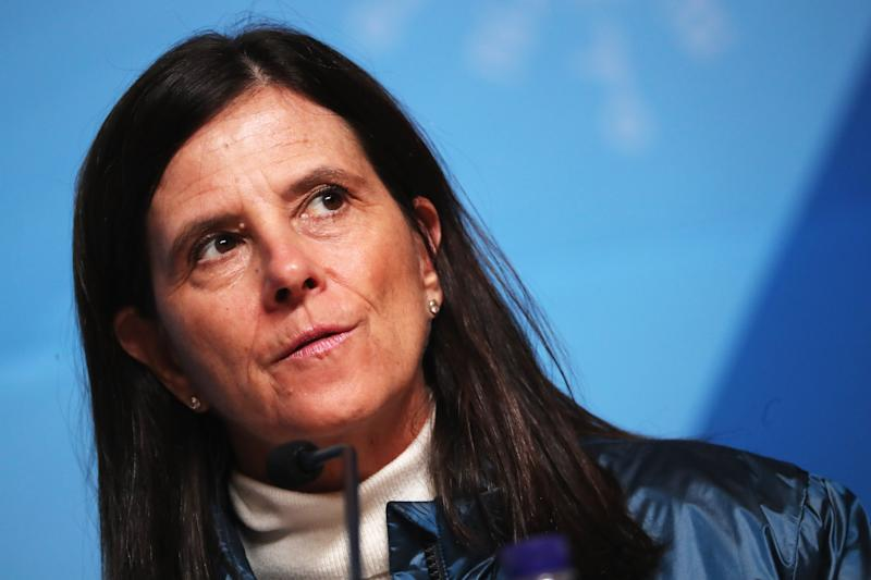 Lisa Baird could be a great commissioner for the NWSL. But will the league give her every chance to succeed? (Photo by Ker Robertson/Getty Images)