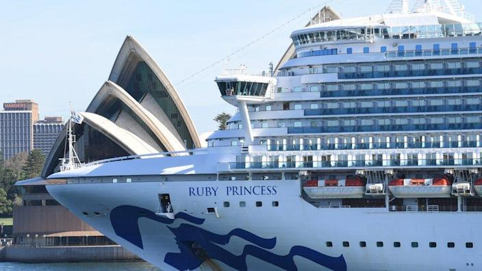 Thousands of passengers left the ship unaware of a Covid-19 outbreak on board