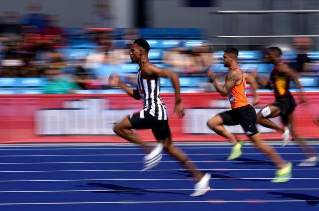Muller British Athletics Championships 2021 – Day Two – Manchester Regional Arena