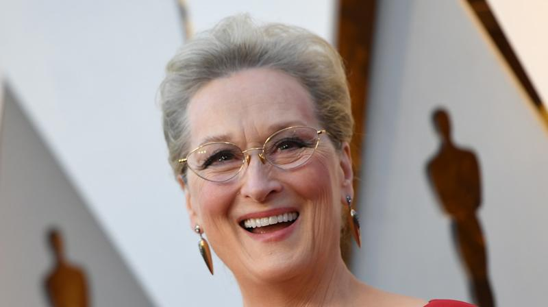Watch How Meryl Streep Reacted To Frances McDormand's Powerful Oscars Speech