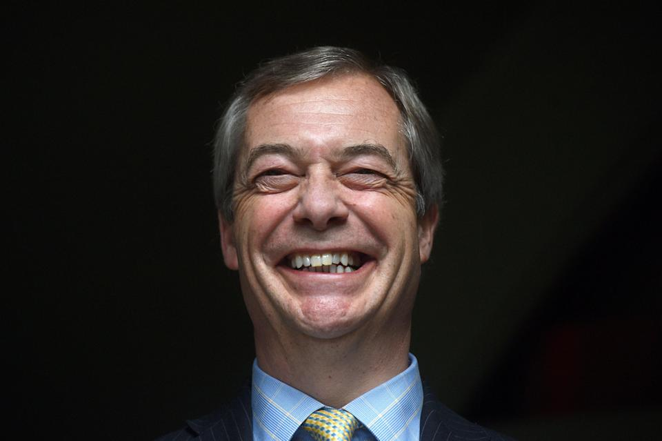 Nigel Farage (Kirsty O'Connor/PA) (PA Archive)