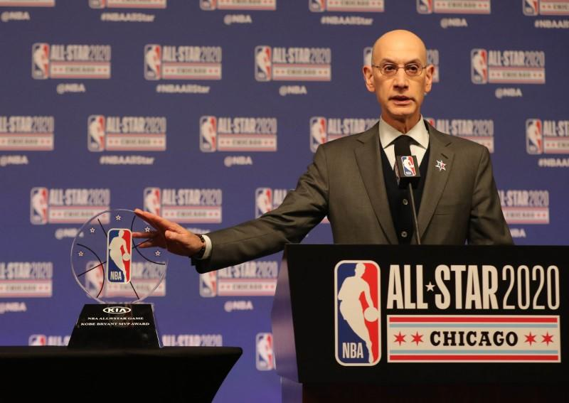 Silver, NBA shift focus to fighting racism