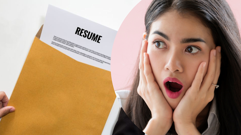 Recruitment systems handle resumés in a cut-throat way. Source: Getty