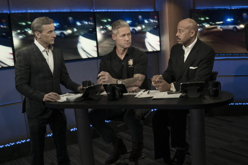 'Live PD' was pulled from the schedule by A&E. (A&E)