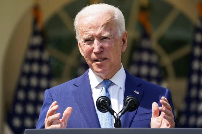 U.S. President Biden hosts White House event to announce efforts to curb gun violence in Washington