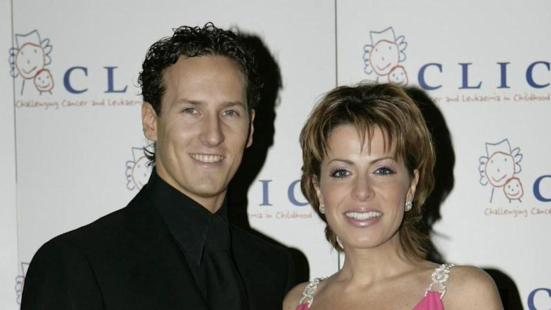 Natasha Kaplinsky and Brendan Cole were Strictly dance partners in 2004 (Credit: PA)