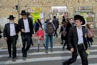 Tensions between mainstream Israelis and ultra-Orthodox Jews have roiled throughout the pandemic