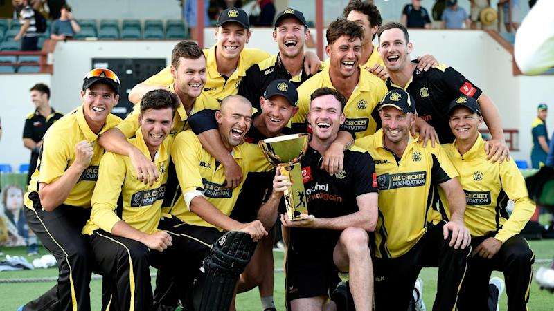 A Shaun Marsh century has led Western Australia to their 14th one-day domestic cricket title