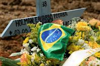 Brazil has the world's second highest rate of Covid-19 infections and deaths after the United States