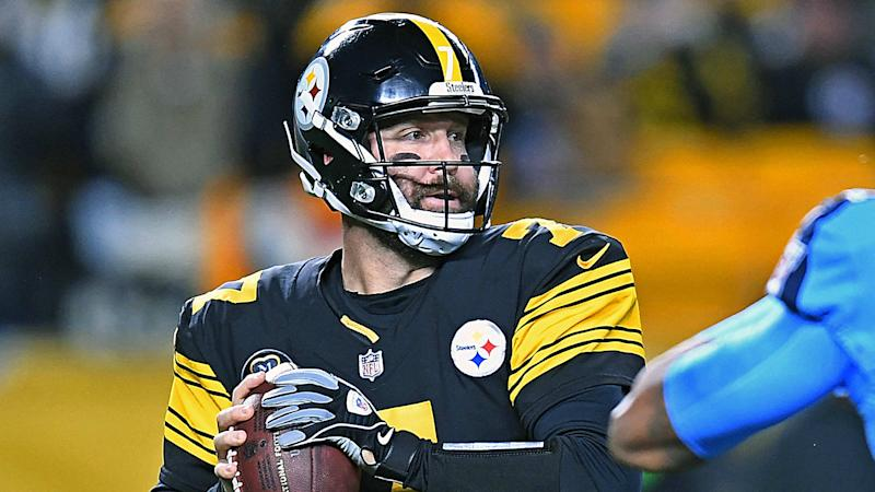 Steelers QB Ben Roethlisberger leaves practice, undergoing evaluation for concussion