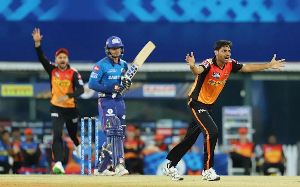 Indian Premier League suspended indefinitely following Covid chaos in India - Faheem Hussain/SPORTZPICS/IPL