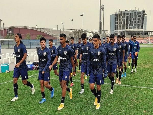 India take on Oman in Dubai on March 25 in the first international friendly. (Photo/ AIFF website)