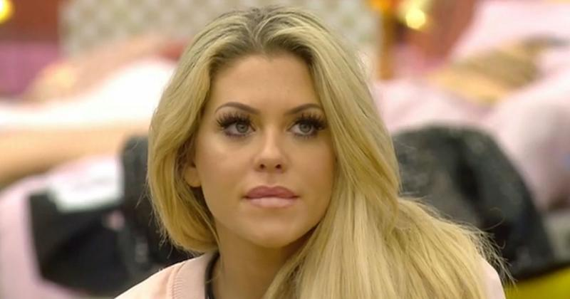 Bianca was concerned that Jamie would dump her after leaving the CBB house (Copyright: REX/Shutterstock)