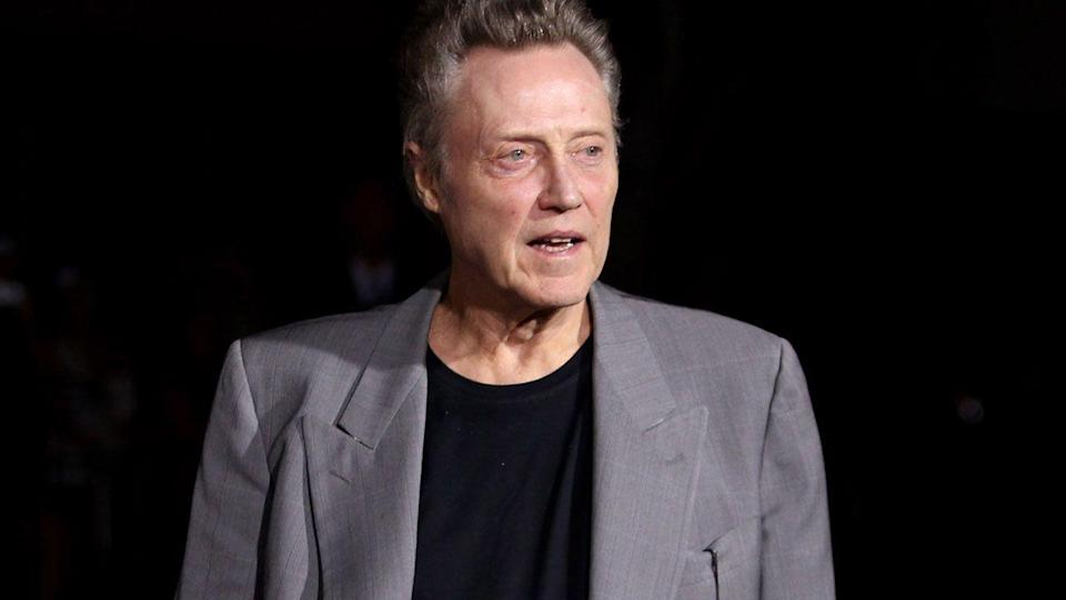 <p>REAL NAME: Ronald Walken. REASON: His friend said Christopher suited him better. We agree. </p>