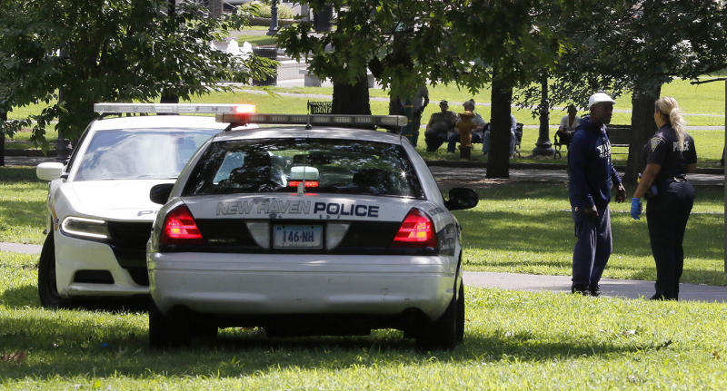Overdose total hits 76 in park near Yale