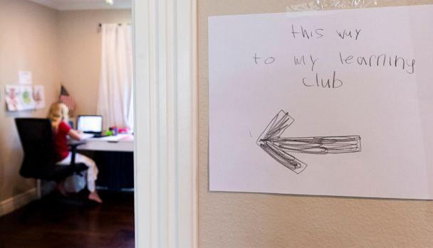 PHOTO: A student  studies during at-home learning in Orange, Calif., Dec. 9, 2020. (Orange County Register/MediaNews Group via Getty Images, FILE)