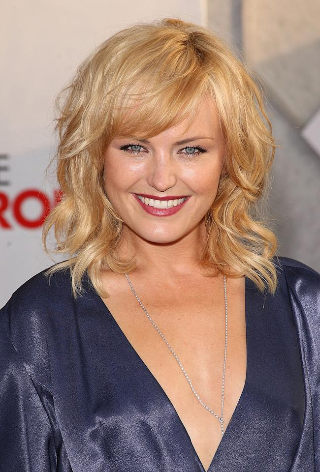 "<a href=""http://movies.yahoo.com/movie/contributor/1808422842"">Malin Akerman</a> at the Los Angeles premiere of <a href=""http://movies.yahoo.com/movie/1810012112/info"">The Proposal</a> - 06/01/2009"
