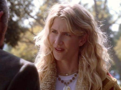 laura dern on the west wing