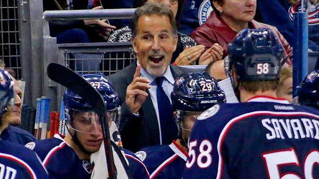 John Tortorella became the first US-born coach to win 600 games following Thursday's 4-3 overtime victory against the Nashville Predators.