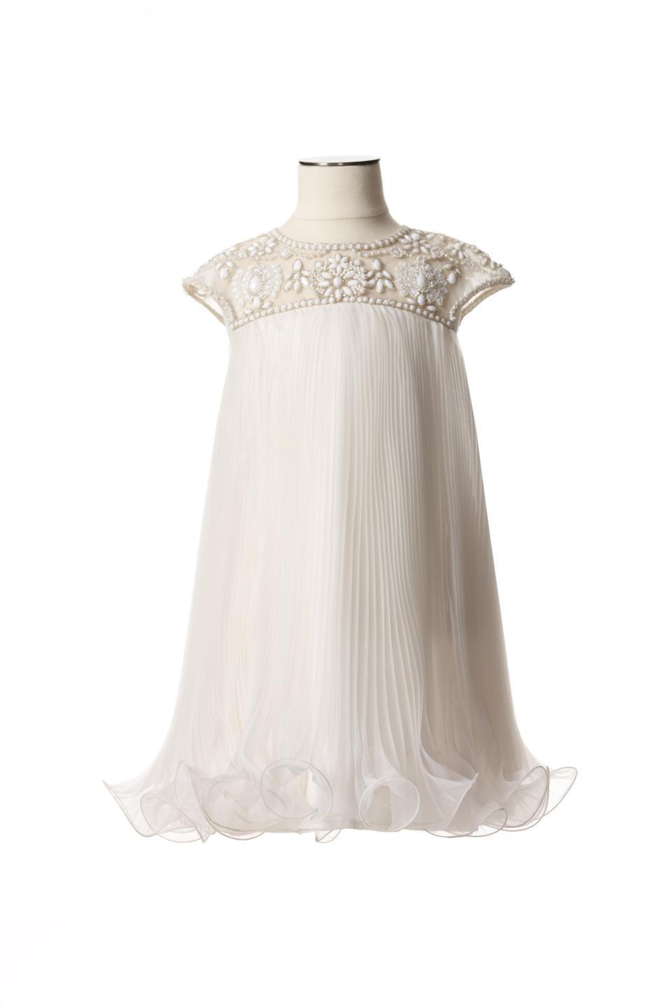 <b>Marchesa for Target + Neiman Marcus Holiday Collection Girl's Beaded Dress</b><br><br> Price: $99.99<br><br> Size: XS – L<br><br>