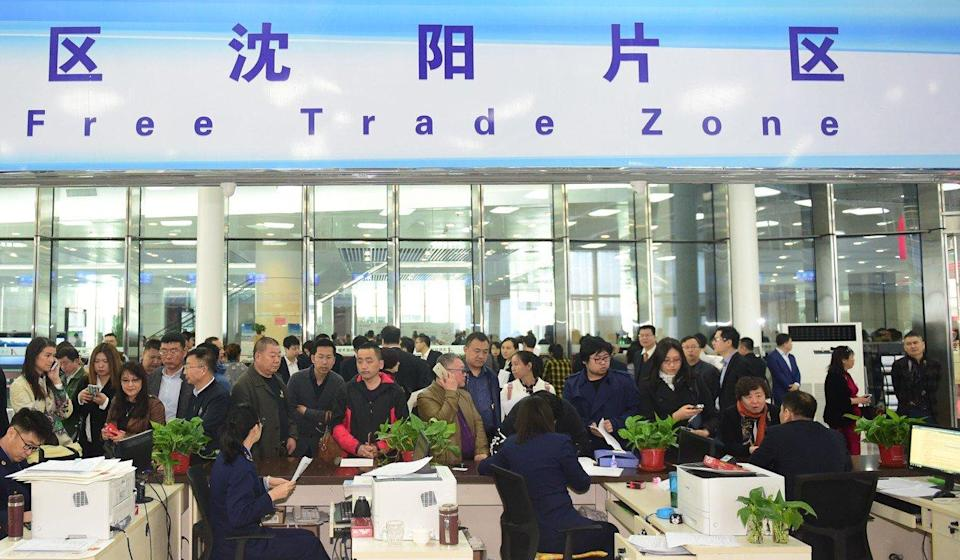 Hainan is the latest Chinese free-trade zone with tech hub ambitions