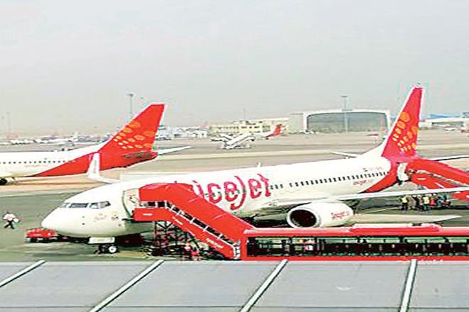 The SpiceJet stock closed at Rs 119.35 on the BSE on Monday, up 8.6% over Friday s close on the announcement.