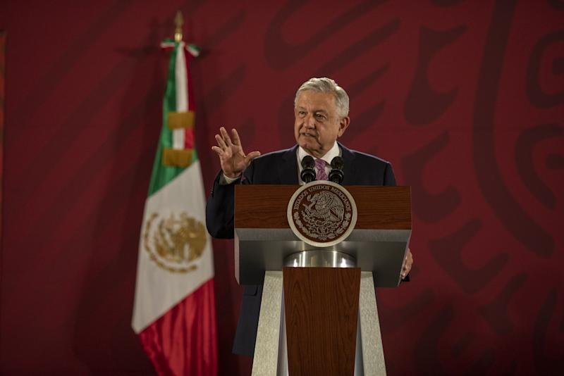 AMLO Defends 1st Year: Mexico More Equal, More to Come