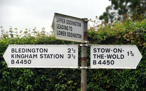 Villagers in Bledington found out they were a lot more ethnically diverse than expected - Credit: PA