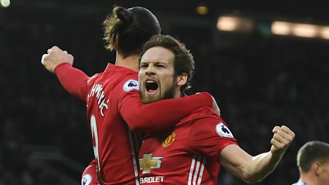 Daley Blind Manchester United Sunderland