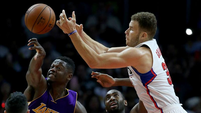 NBA Playoffs: Blake Griffin out for rest of playoffs with toe injury
