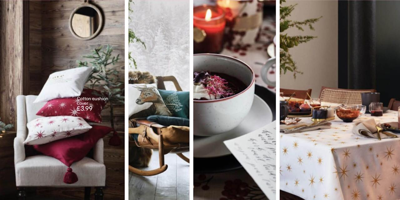 "<p>If you're in the market for some gorgeous new homeware, look no further than blogger favourite <a rel=""nofollow"" href=""http://www2.hm.com/en_gb/home.html"">H&M</a>. Here's 25 pieces from their winter collection you're gonna want in your life asap. Because what could be more Christmassy than gold candlesticks, gingerbread house cutters and green and red bedding?<br></p>"