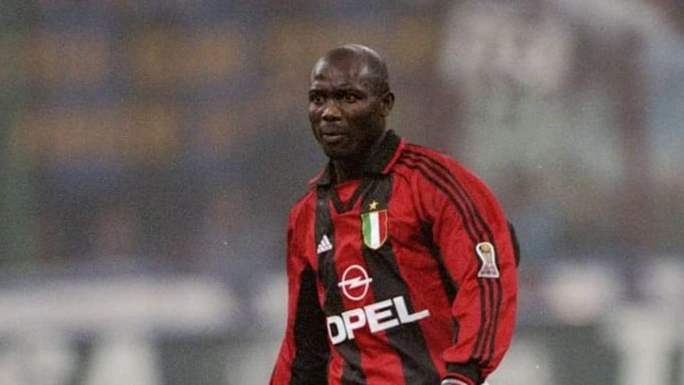 George Weah | Claudio Villa/ Grazia Neri/Getty Images