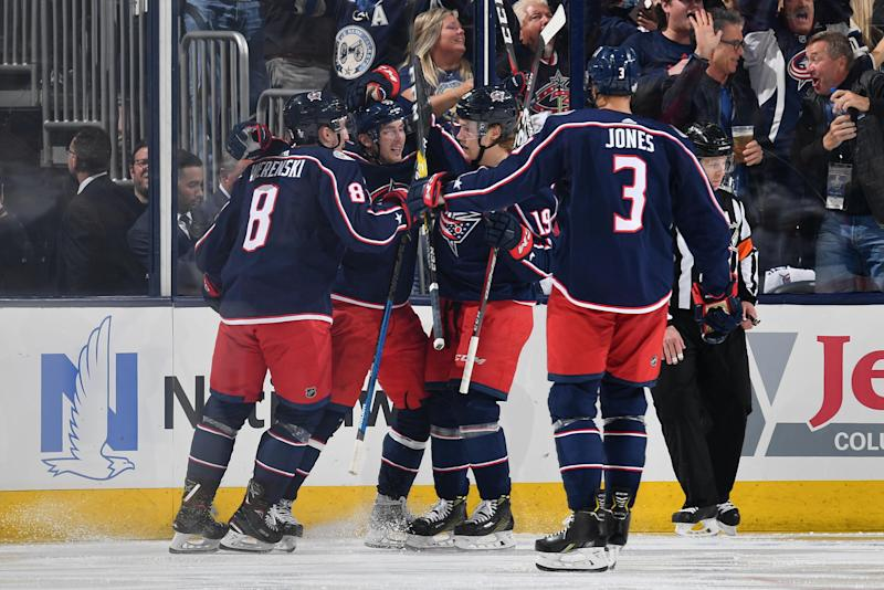 How the Blue Jackets shocked the hockey world and upset the Lightning
