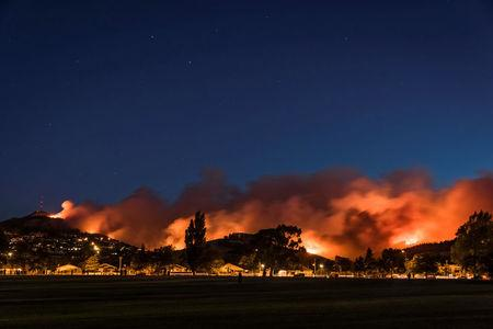 NZC to monitor Christchurch fires
