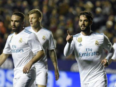 La Liga: Rumours of Isco's imminent exit from Real Madrid are all 'lies', says coach Zidane