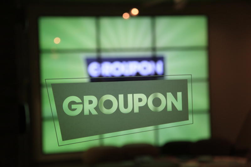 Weak European economy hurts Groupon in 2Q
