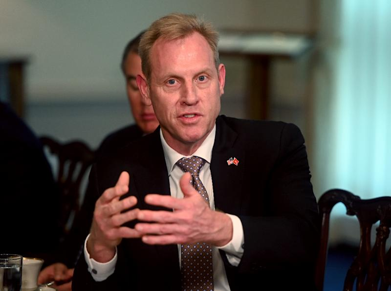 Acting US Secretary of Defense Patrick Shanahan says the Pentagon could send more troops to the Middle East