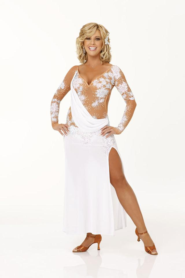 """Reality TV star and mother of eight Kate Gosselin will compete on the tenth season of """"Dancing With the Stars."""""""