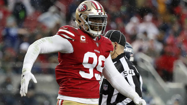 When Pro Football Focus released its list of the top 101 players for 2018, 49ers defensive lineman DeForest Buckner was noticeably absent.