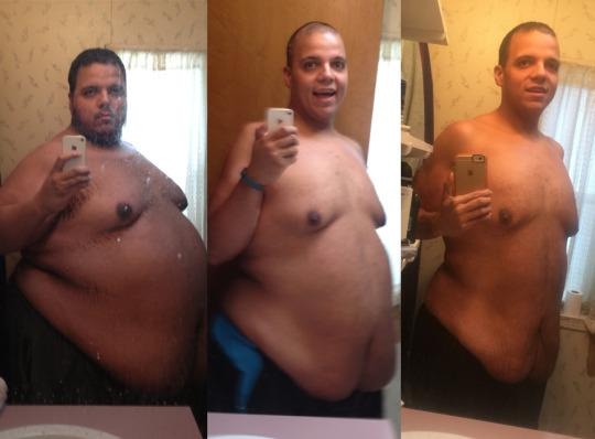 Jesse Shand Lost Nearly 400 Pounds: 'If You Put in the Effort, You Will  Reach Your Goals'
