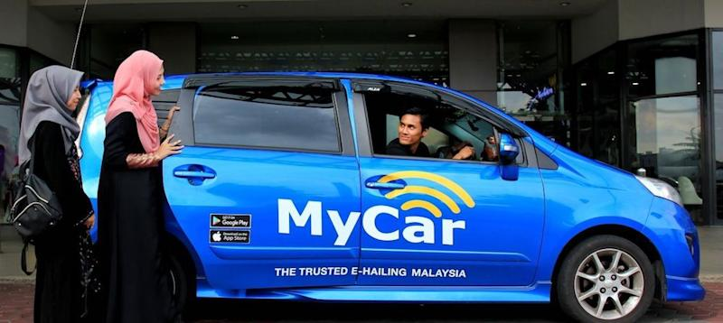The e-hailing service provider is also offering users an RM4 discount in conjunction with the new app's launch. — Picture via MyCar official website