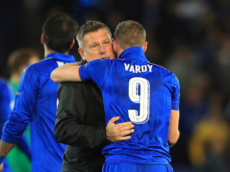 Craig Shakespeare is willing to speak about his future beyond the end of the season whenever Leicester's owners want: Getty