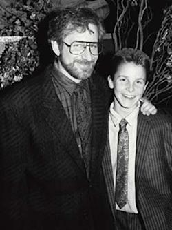 Spielberg and Bale BEImages