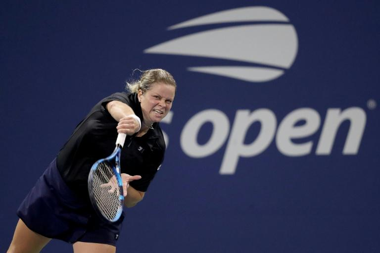 Venus, Clijsters fall as seeds march on at US Open
