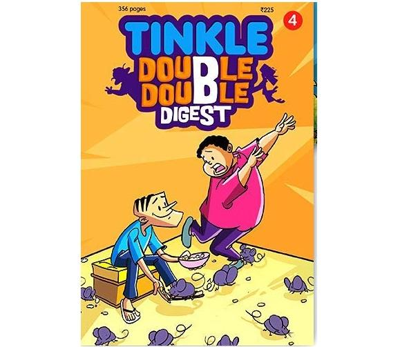 The Tinkle Comics app, available on both iOS and Android, features the complete catalogue of books as well and has over 500,000 downloads as of date