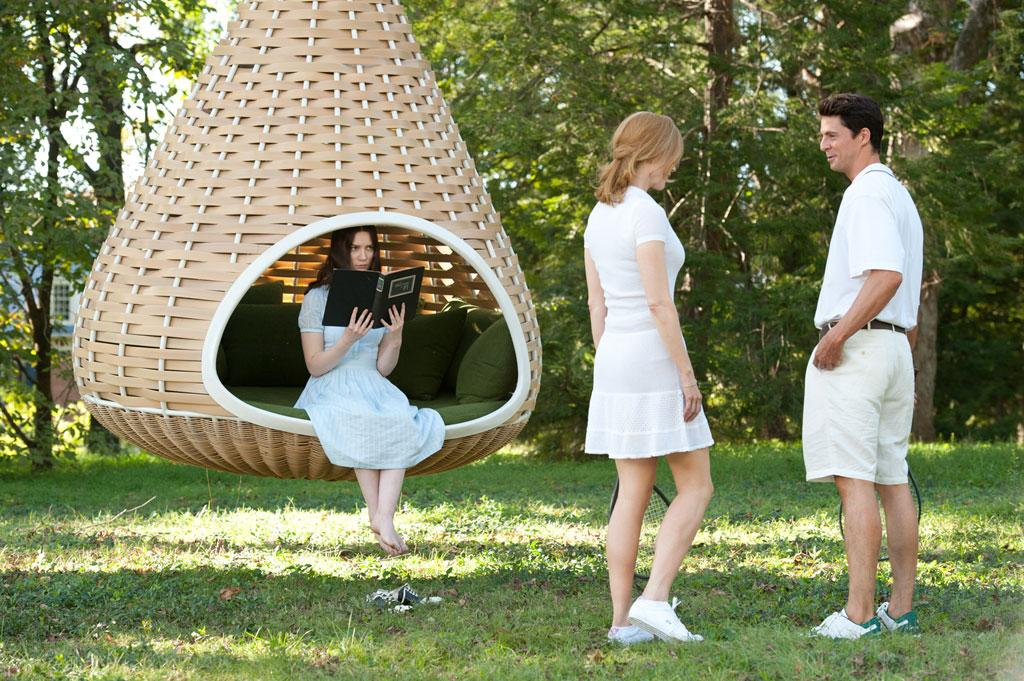 "Mia Wasikowska, Nicole Kidman and Matthew Goode  in Fox Searchlight Pictures' ""Stoker"" - 2013"
