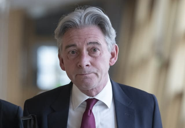 Richard Leonard interview