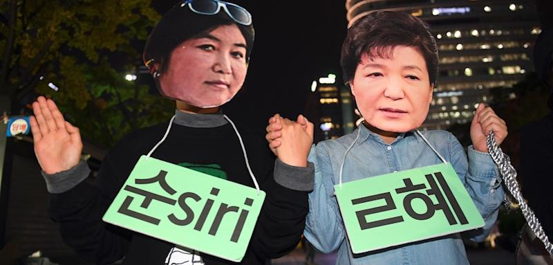 Koreans Really Hate Their President's Secret Shamanistic-Evangelical Advisor